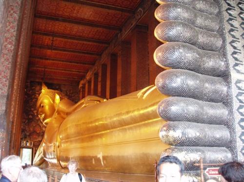 Ват По. Будда с перламутровыми пятками.