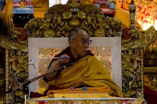 Его Святейшество Далай Лама