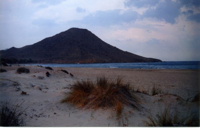 La Playa de los Genoveses (fragmento)