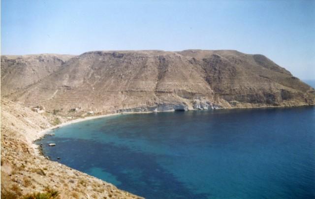 Бухта Сан Педро (пристанище хиппи)