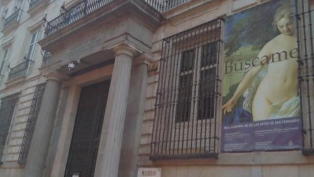 Королевская Академия Изящных Искусств Сан Фернандо