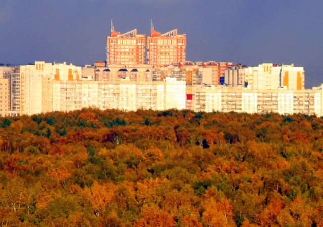 Москва примеряет осенний наряд