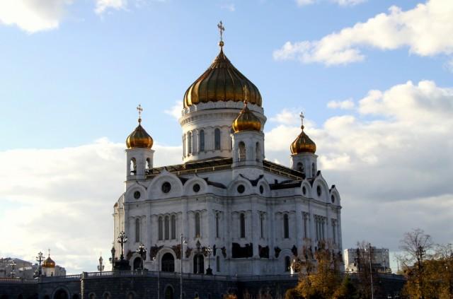 Главный православный храм - ХХС