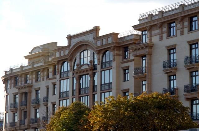 Бывший доходный дом в стиле модерн
