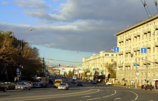 Крымская эстакада