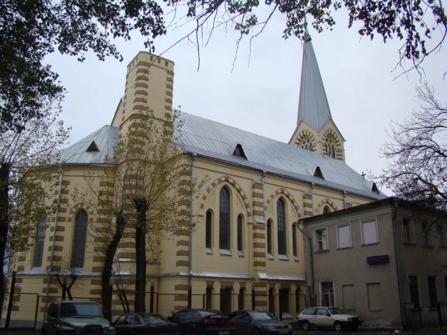 Евангелистско-Лютеранская церковь