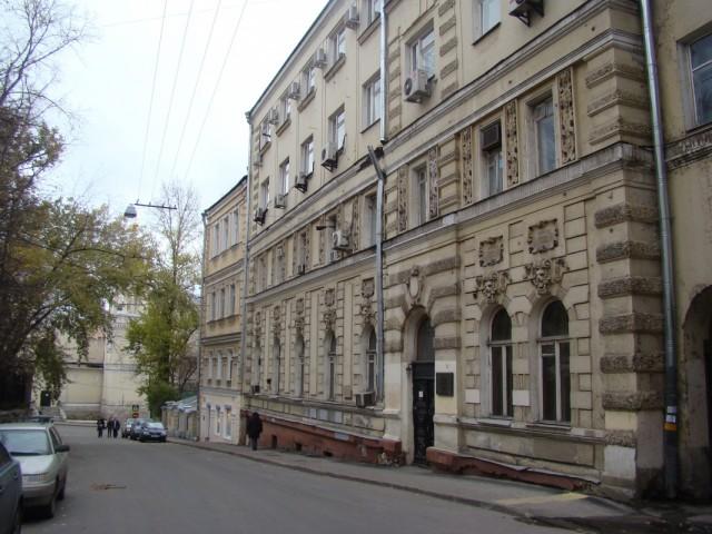 жилой дом Е.И. Салтыкова