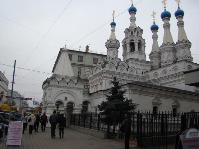 Церквушка на Малой Дмитровке