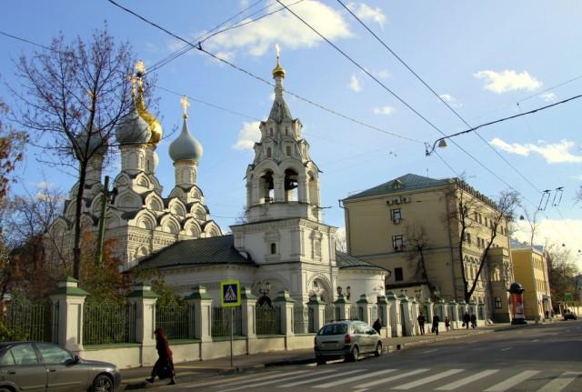 Храм Николая в Пыжах