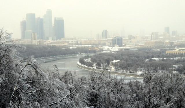 Излучина Москвы-реки
