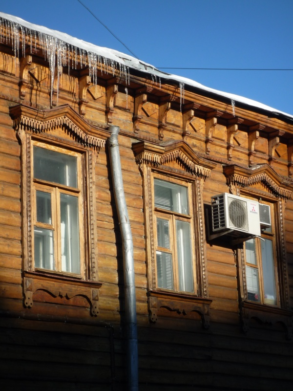второй этаж здания в 1-м Новокузнецком переулке