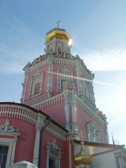 Храм Богоявления Господня в Богоявленском переулке