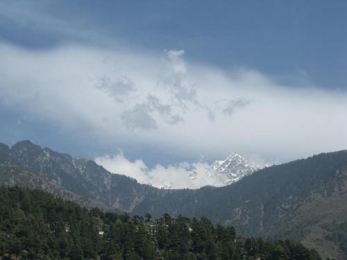горы....