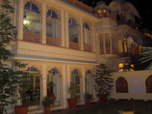 Резиденция махараджей
