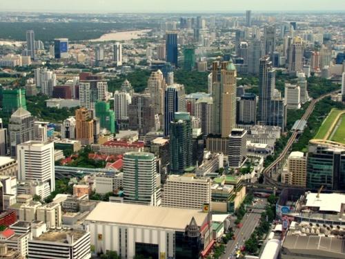Высотки Бангкока, уранизация -)))