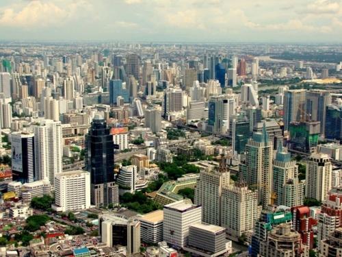Урбанизированная урбанизация -)