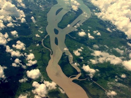 Где-то над Мьянмой (так мне показалось)
