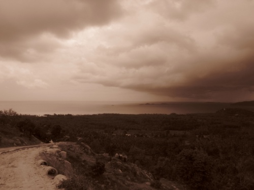 Приближение бури