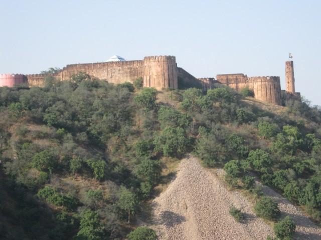 форт Джайгарх