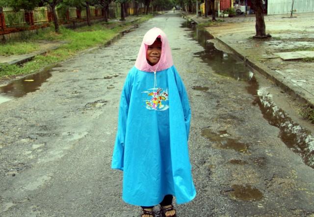 Дождливый Хой Ан