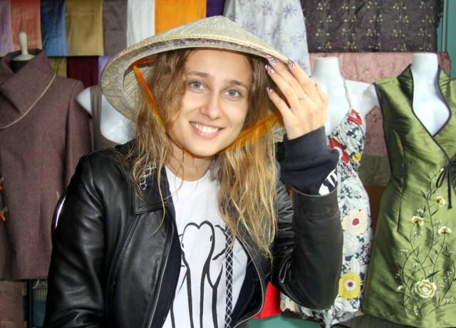 Вьетнамский зонтик
