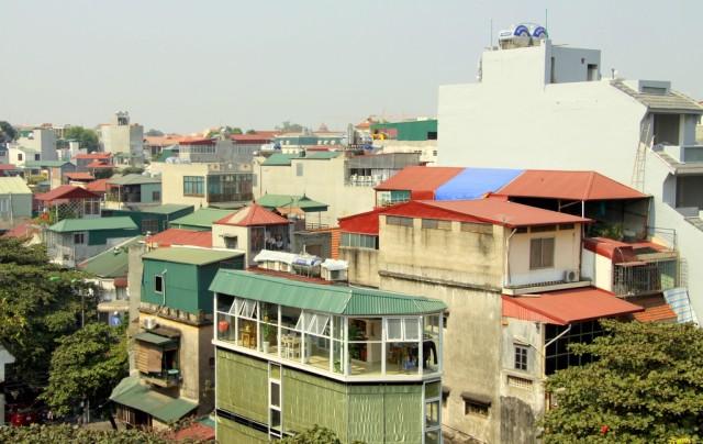 Вьетнамские голубятни