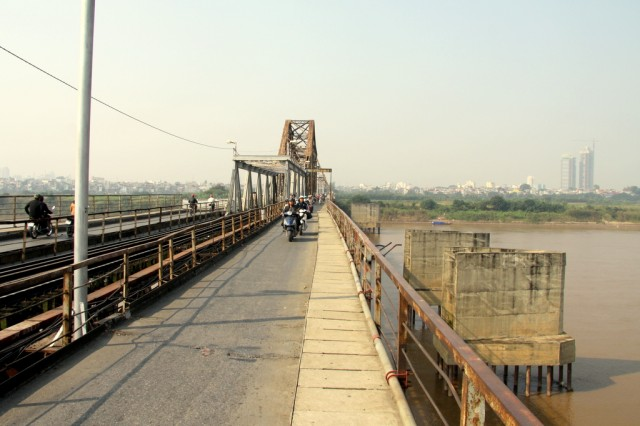 Мост Лонгбьен