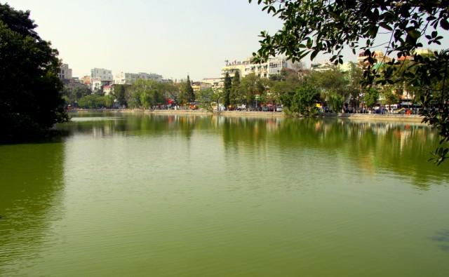 Озеро Хоанкием