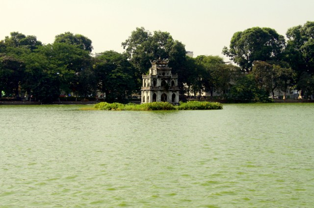 Черепашья пагода