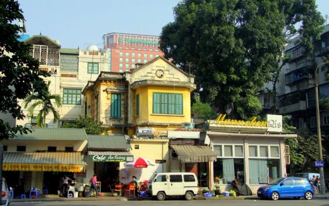 Булочные по-вьентнамски