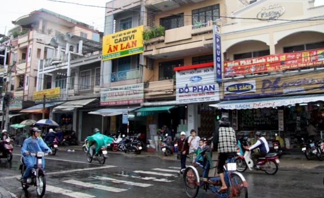Главная улица Дананга