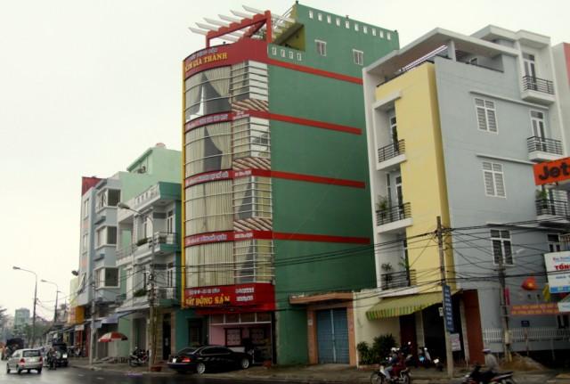 Зачетная улица в Дананге