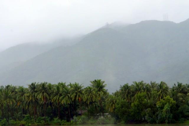 Перевал в тумане