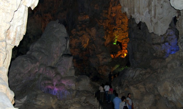 В драконовской пещере Чудес