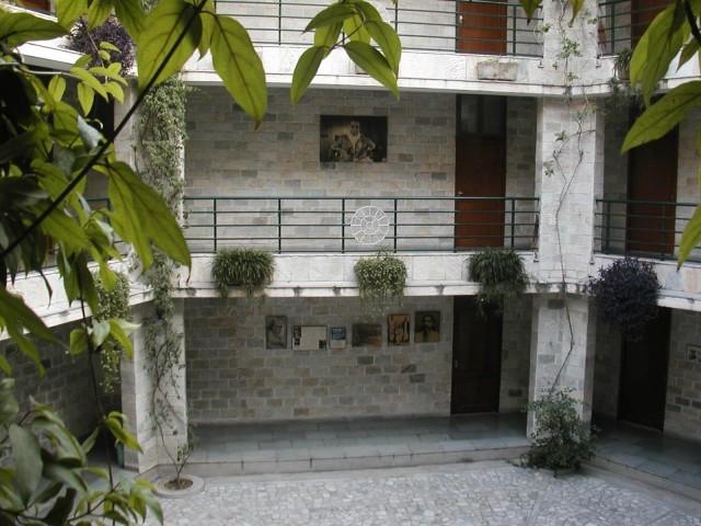 Ашрам Шри Ауробиндо в Дели