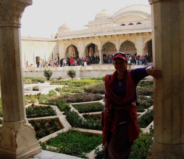 Джайпур, 27 декабря, полдень