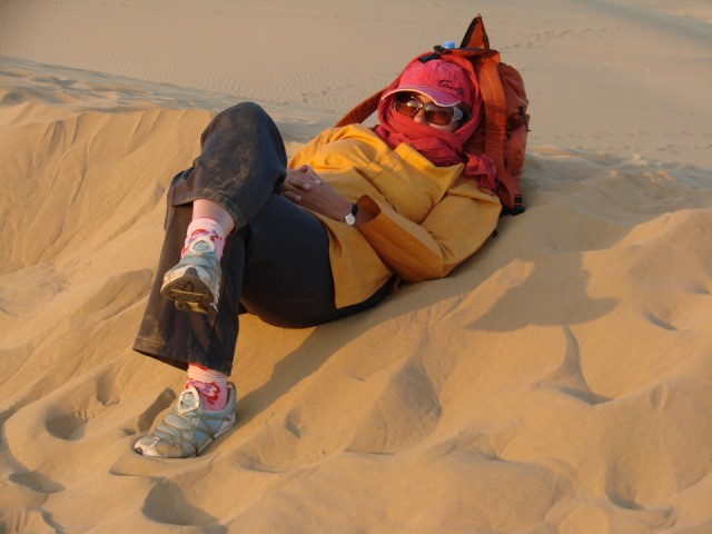 Джайсалмер, пустыня Тар, 29 декабря, полдень