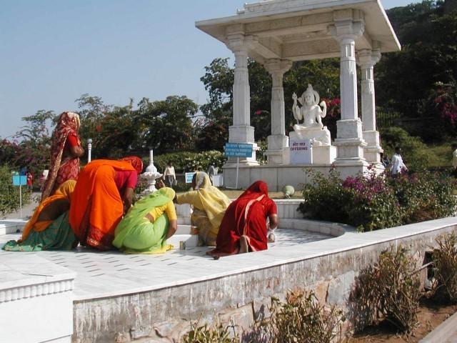 Джайпур. Храм Шивы