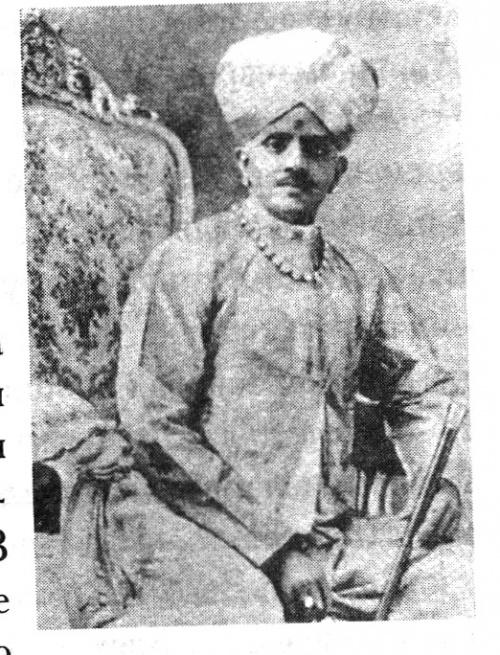 Покровитель   и   ученик   Кришнамачарьи Кришнараджендра   Водояр   IV, магараджа Майсура.