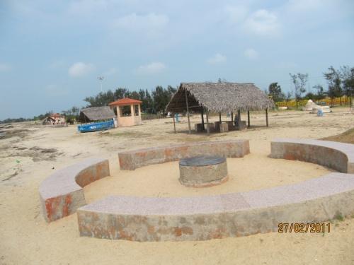 тоскливое зрелище-детский пляж сегодня