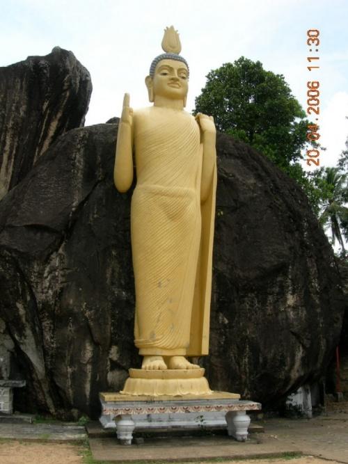 Местный Будда
