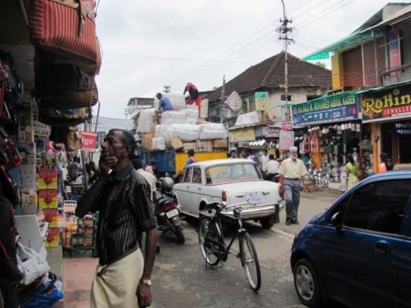 Рынок в Тривандруме