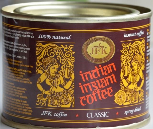 JFK Coffee