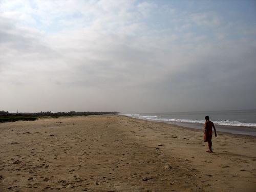 Bekal Beach (слева от Форта).