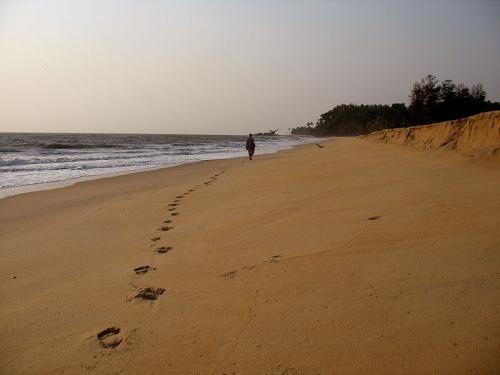 Пляж Каппил (Kappil Beach)