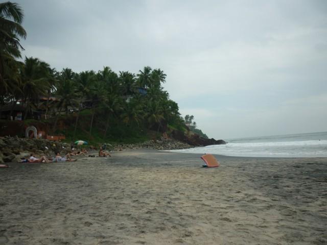 Черный пляж (Black Beach)