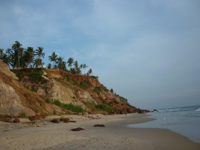 Дикий пляж на южном клифе