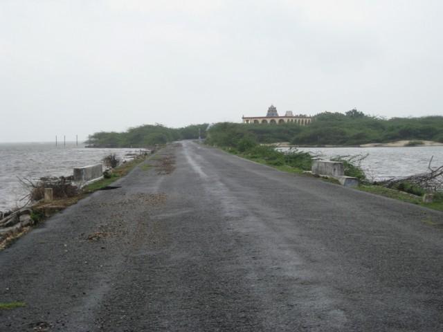 место к храму где предался Вибхишана