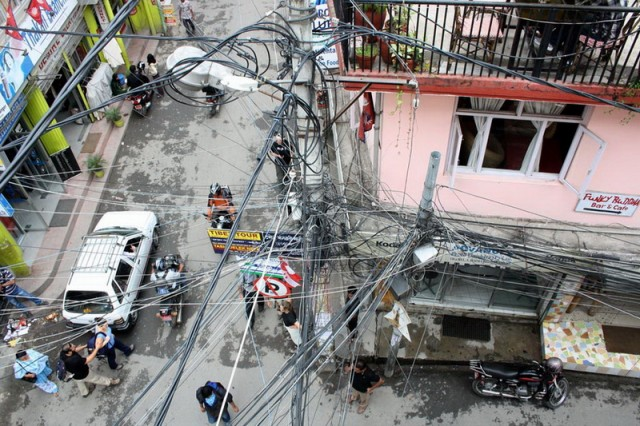 сети электросетей