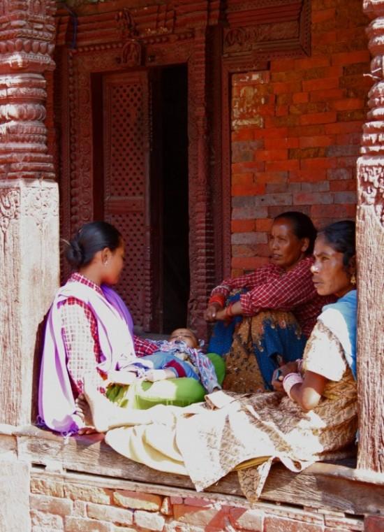 непальские кумушки